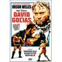 Davi E Golias (1960) Orson Welles + Frete Grátis
