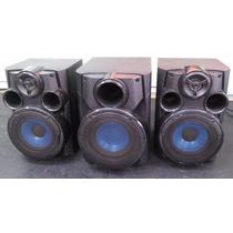 3 Caixas Acústicas Lg Rat376b (usadas)