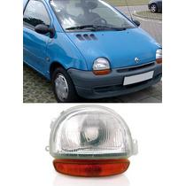 Farol Renault Twingo 94 95 96 97 98 Pisca Ambar Novo Direito