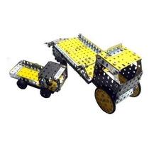 Caminhão Carro Guincho Motorizado Brinquedos De Robótica