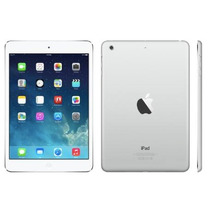 Ipad Mini 3g 64gb Prata Semi Novo Completo Com Garantia