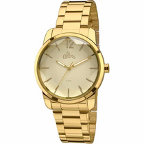 Relógio Allora Feminino Ref: Al2035fau/4d