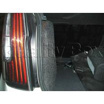 Caixa De Fibra Lateral Reforçada Fiat Idea (2003-2015)