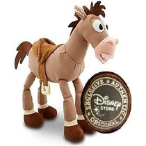 Toy Story Bala No Alvo,cavalo Do Woody Original Disney Store