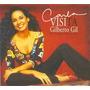 Cd - Carla Visi Visita Gilberto Gil 2001