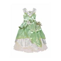 Fantasia Disney Tiana A Princesa E O Sapo 3/4 Anos