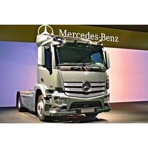 Mercedes Atego 2430 Okm Consórcio 223,000 Prest.2922,00