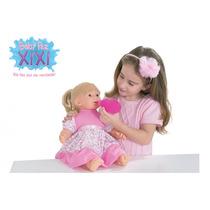 Boneca Baby Faz Xixi Super Toys - Ref 206