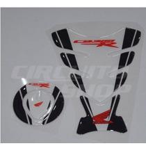 Protetor Tanque E Bocal M07 Moto Honda Cb 300 R Frete Grátis
