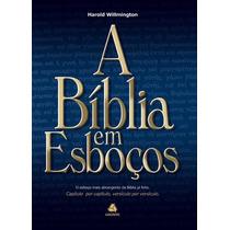A Bíblia Em Esboços (ara) - Capa Dura