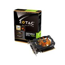 Geforce Zotac Gtx Performance Nvidia Gtx 750ti 1gb Ddr5 128