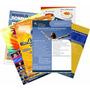 10.000 Panfletos 115g 10x15cm Colorido 4x4 Folhetos Folders