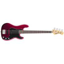 Baixo Fender Squier Vintage Modified Pj Bass Candy Apple Red