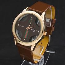 Relógio Womage Importado De Aço Barato Unissex