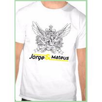 Camiseta Jorge E Mateus Os Anjos Cantam