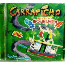 Cd Carrapicho Festa Do Boi Bumba-forro Mpb Axe Pop Sertanejo