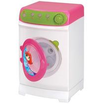 Máquina De Lavar Super Elétrica Infantil Magic Toys