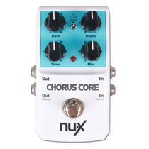 Pedal De Guitarra Chorus Core - Nux - Pronta Entrega