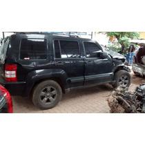Sucata Jeep Cherokee Sport 3.7 V6 Gasolina Bartolomeu Peças
