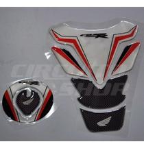 Protetor Tanque E Bocal M08 Moto Honda Cb 300 R Frete Grátis