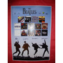 The Beatles Poster/cartaz Da Banda C/ Imagem Da Discografia