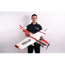 Aeromodelo 6ch Cessna 182 Class 500 Brushless, Lipo, 2.4ghz