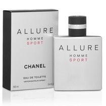 Perfume Masculino Allure Homme Sport Chanel 100ml