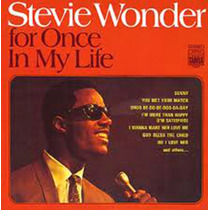 Lp Stevie Wonder - For Once In My Life Ai