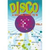 Dvd Disco - A Era De Ouro 70`s - Vol.1