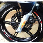 Friso E Adesivo Interno Refletivo Roda Honda Cb 300 R Mod01