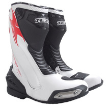 Bota Texx Super Tech Couro Motociclista Apparel Shop
