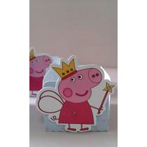 Forminha De Doce Peppa Pig 3d Aniversário Scrapbook