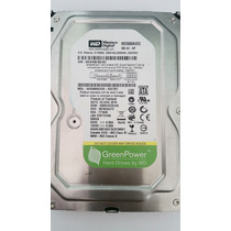 Hd Sata 500gb Western Digital Green Power Wd500avds