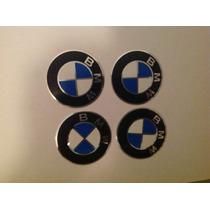 Emblema Bmw 55mm Para Rodas Esportivas