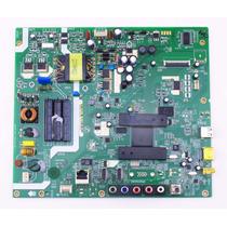 Placa Principal Tv Semp Toshiba Le4058 *35017652 - Nf - Leia
