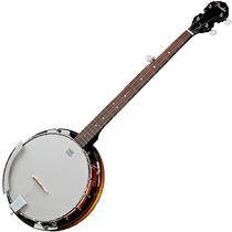 Banjo Fender Acústico Fb-300 Pele Remo + Bag + Acessorios