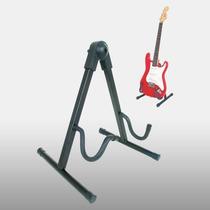 Suporte Para Guitarra Baixo Cavalete Vector Sg-020 Portatil