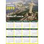 Calendario 2016 Personalizado Com Foto E Logo De Sua Empresa