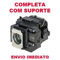 Lampada P/ Projetor Epson Elplp58 V13h010l58 S9 S10 S10+
