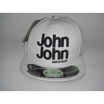 Boné John John - Aba Reta