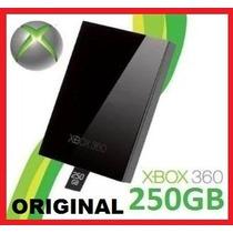 Hd 250 Gb Xbox 360 Original Slim - Microsoft - Somos Loja