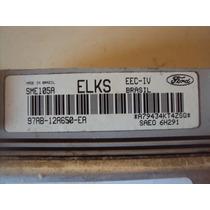 Módulo De Injeção Escort Zetec 1.8 Elks 97ab-12a650-ea Elks