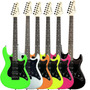 Guitarra Strinberg Egs 267 Ponte Flutuante Lacrada Loja