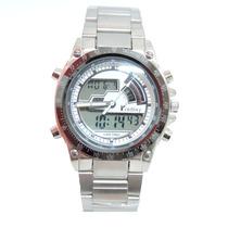 Relógio Masculino Original Redley 2000g Prata E Branco