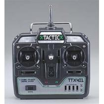 Rádio Transmissor Tactic Ttx401 4 Canais