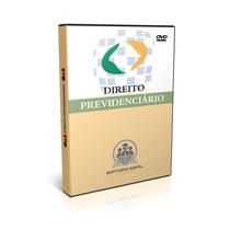 Video Aula Online Direito Previdenciário 2016