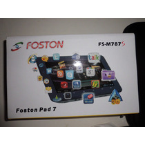 Tablet Foston Pad Fs- M787s 7p Android 4.0 512mb Wi-fi 3g 3d