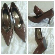 Sapato Birello Lindo Marrom