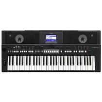 Teclado Yamaha Psrs650 Na Cheiro De Música Loja!
