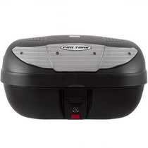 Bau Moto 45 Litros Pro Tork Smart Box C/ Lente Clear / Fume